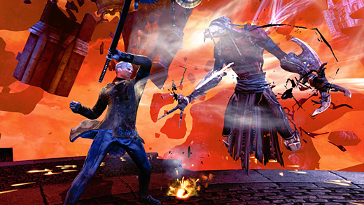 DmC: Devil May Cry—Vergil's Downfall Screenshot