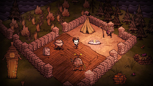 Don't Starve Screenshot
