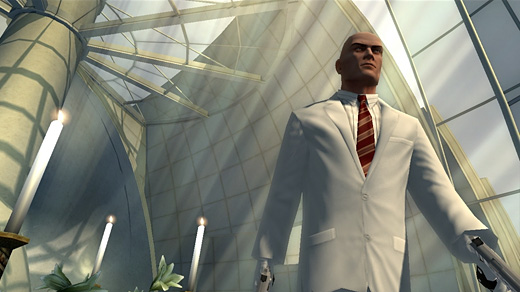 Hitman HD Trilogy Screenshot