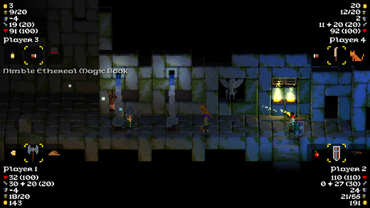 Legend of Dungeon Screenshot