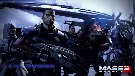 Mass Effect 3: Citadel Screenshot