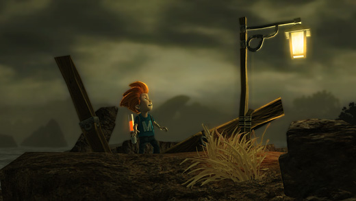 Max: The Curse of Brotherhood Screenshot