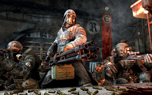 Metro: Last Light—Faction Screenshot