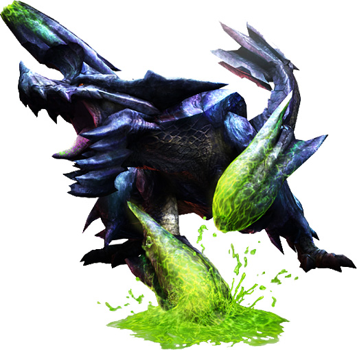 Monster Hunter 3: Ultimate Screenshot