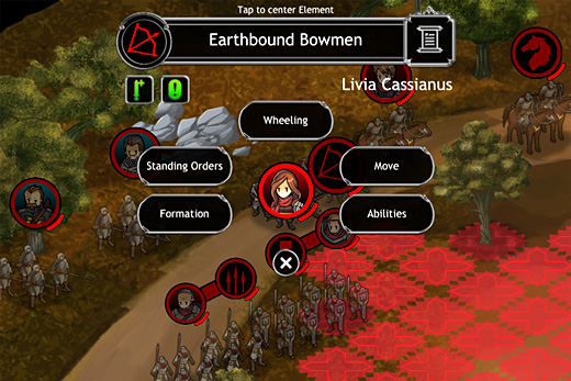 Ravenmark: Scourge of Estellion Screenshot