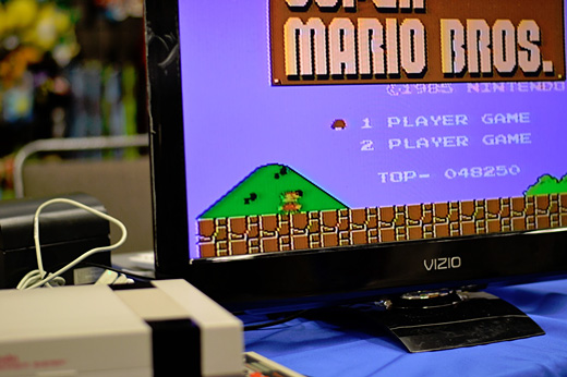 Seattle Retro Gaming Expo 2013