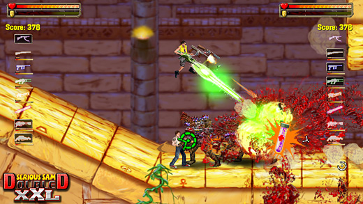 Serious Sam: Double D—XXL Screenshot