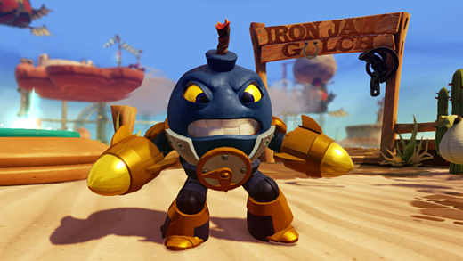 Skylanders: Swap Force Screenshot