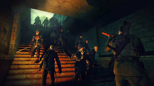 Sniper Elite: Nazi Zombie Army Screenshot