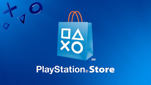 Sony PlayStation Store Image