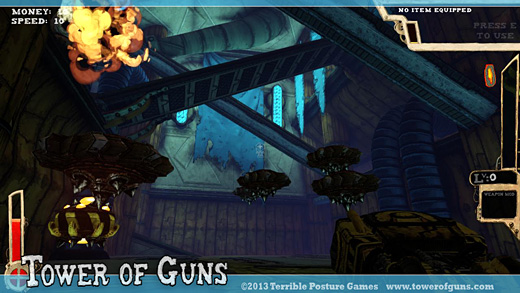 Tower of Guns Screenshot