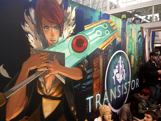 Transistor (Supergiant Games at PAX East 2013) Image
