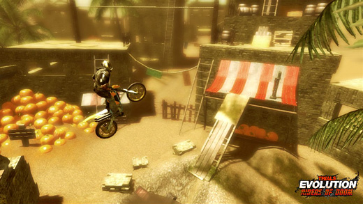 Trials Evolution: Riders of Doom Screenshot