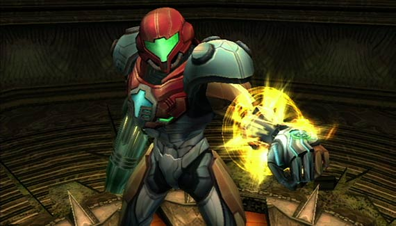 Click here to view preview of Metroid Prime 3: Corruption