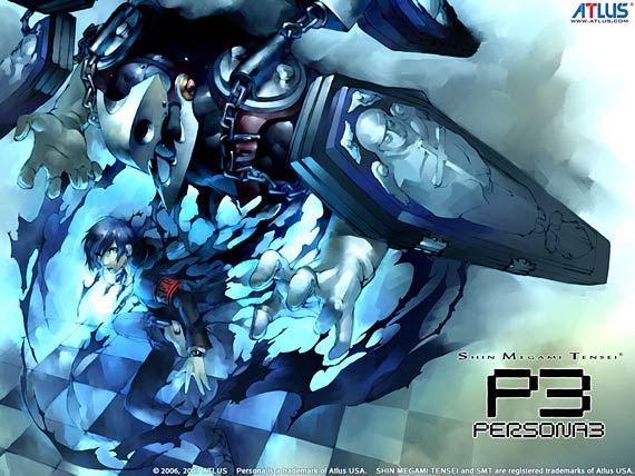 View Art Gallery of Persona 3