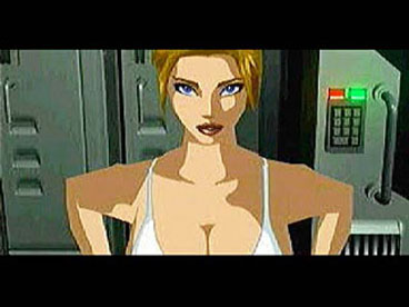 Fear Effect 2 Screenshot