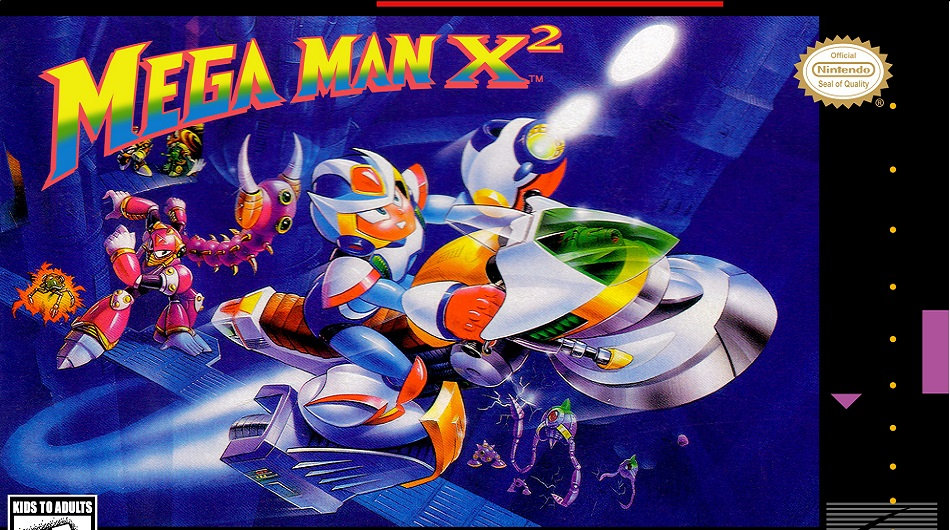 Mega Man X2 Casual Longplay