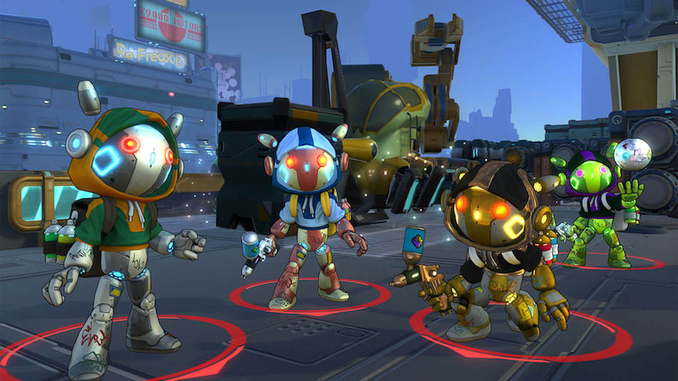 Atlas Reactor Review – GameCritics com