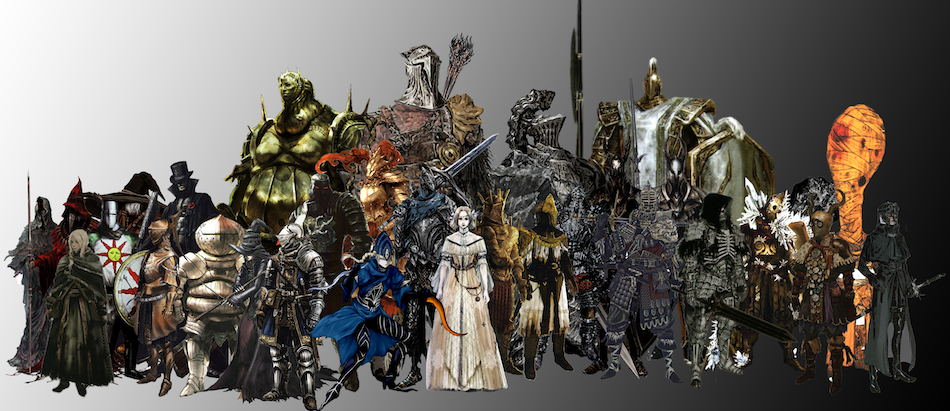 The Dark Souls Letters, Part 1 - GameCritics.com