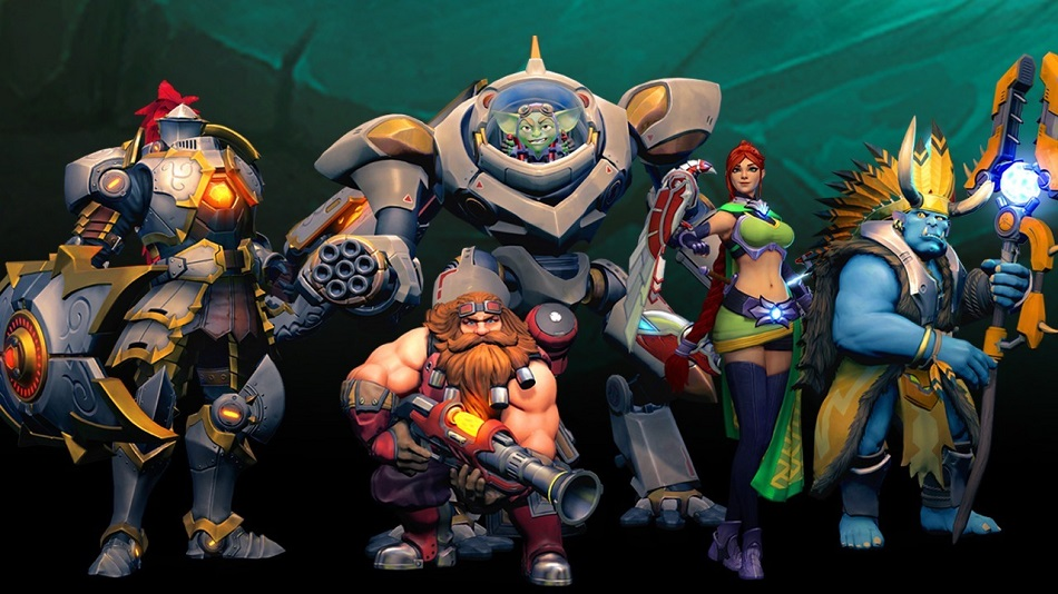 Paladins Preview