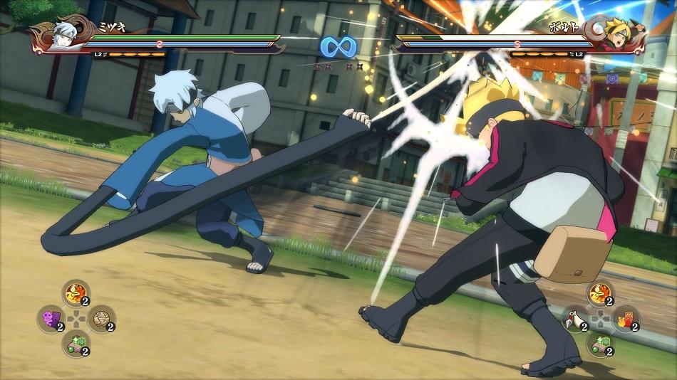 Naruto Shippuden Ultimate Ninja Storm 4 Road To Boruto Review Gamecritics Com
