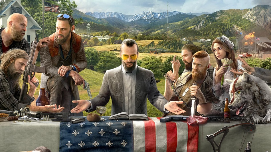 First Look: Far Cry 5
