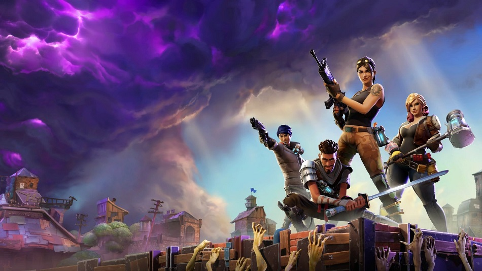 Fortnite Early Access Preview