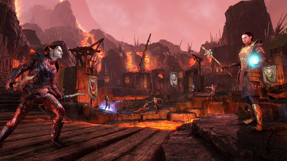 Elder Scrolls Online: Morrowind Review – GameCritics com