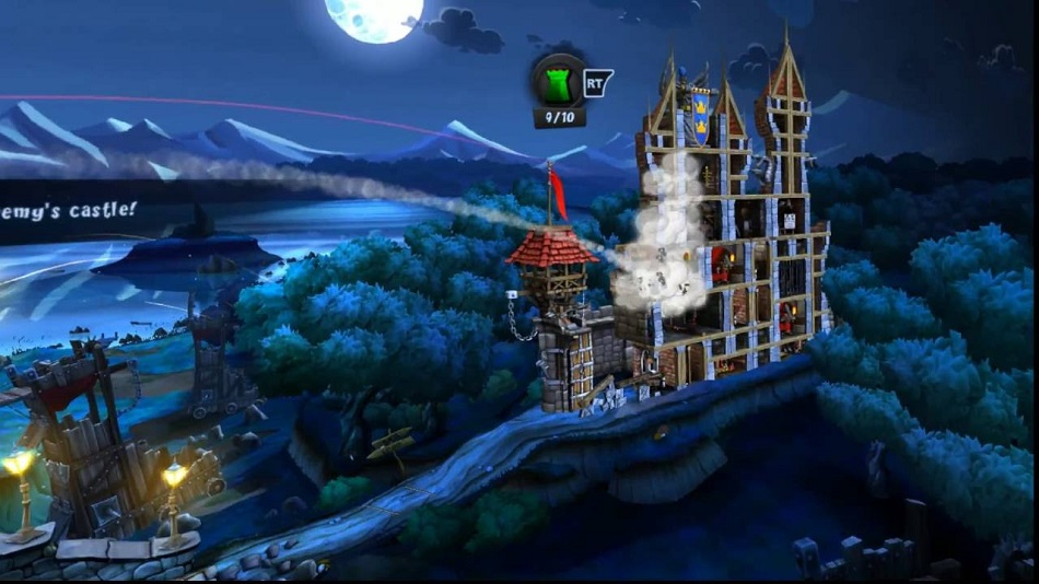 Castlestorm Definitive Edition VR Review