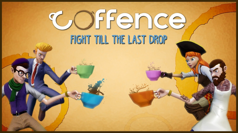 Coffence Preview