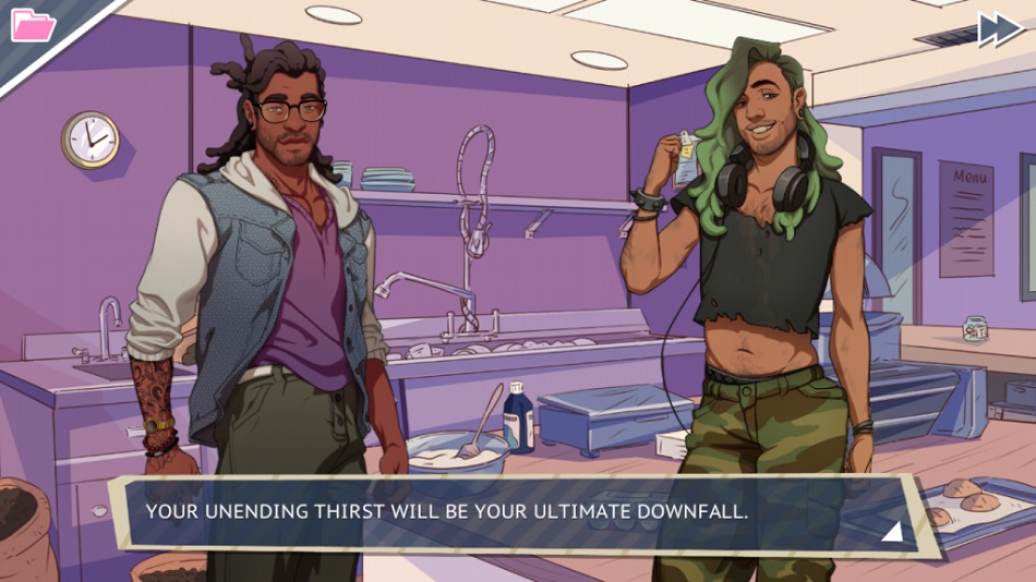 30bda86cd As DD begins, we find out that the Dad is a widower, and then pick whether  his deceased spouse was a man or a woman. Once Dream Daddy ...
