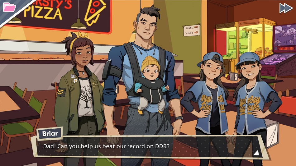 dd7a380d9 The dates are mostly enjoyable and lighthearted, and each dad's storyline  contains at least one mini-game. Early on, I found myself embroiled in a  heated ' ...