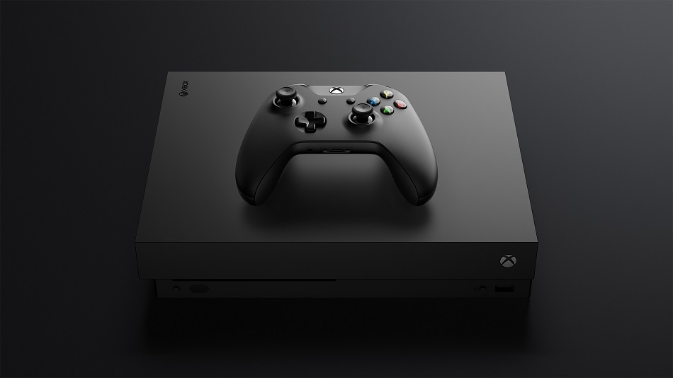 Microsoft Reloads: A Look At The Xbox One X