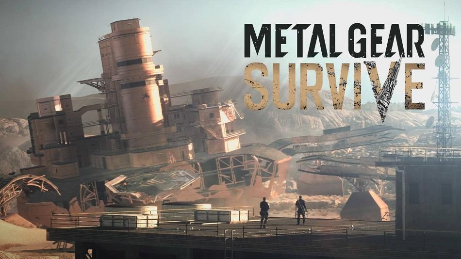Metal Gear Survive: Week One