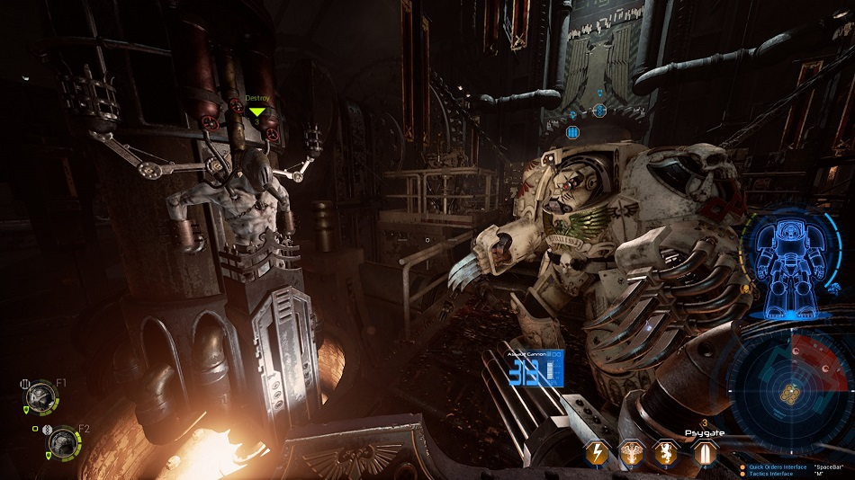 Space Hulk: Deathwing Enhanced Edition Review – GameCritics com