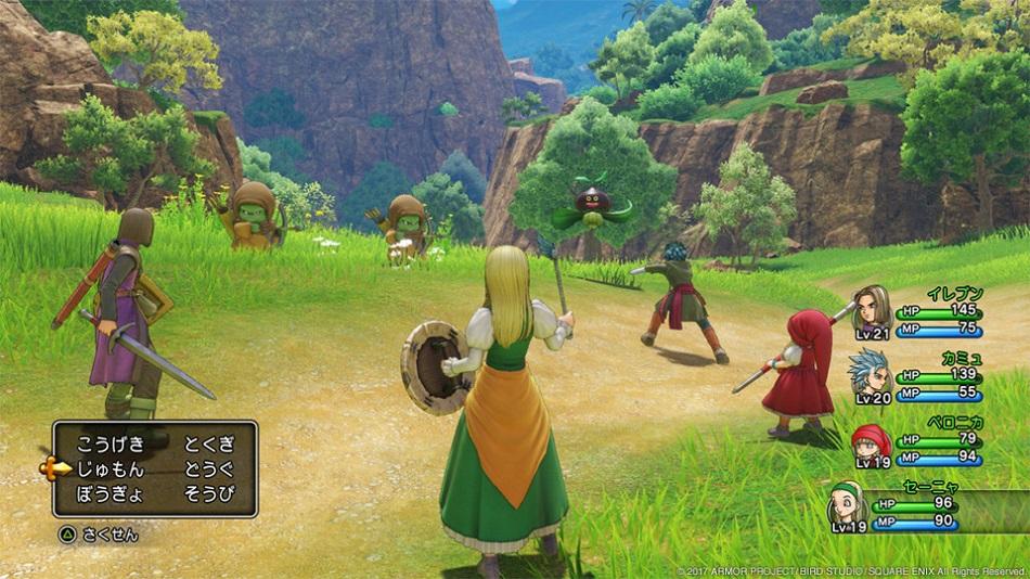 Dragon Quest XI: Echoes Of An Elusive Age Review – GameCritics com
