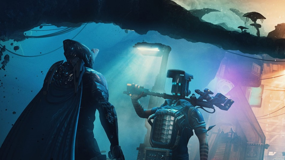 Warframe Update: Fortuna Expansion & Switch Port