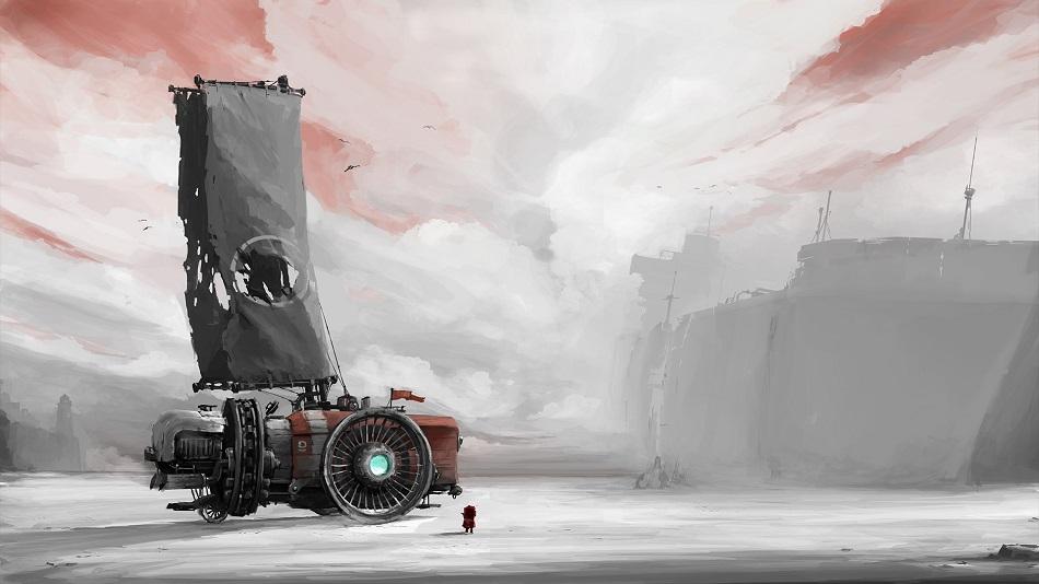 Far: Lone Sails (PS4) Review – GameCritics.com