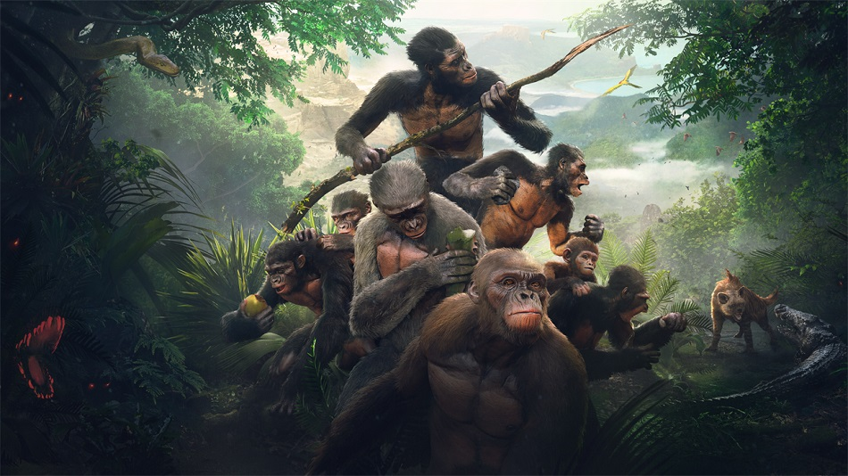 This Is Not A Review – Ancestors: The Humankind Odyssey