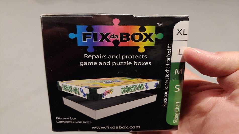 Fix Da Box Review
