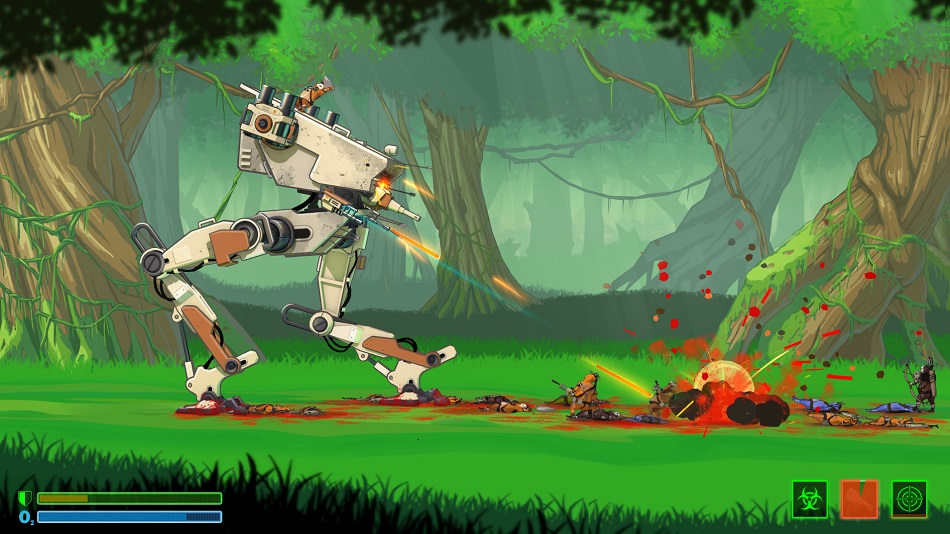 BE-A Walker: Battle For Eldorado Review – GameCritics.com