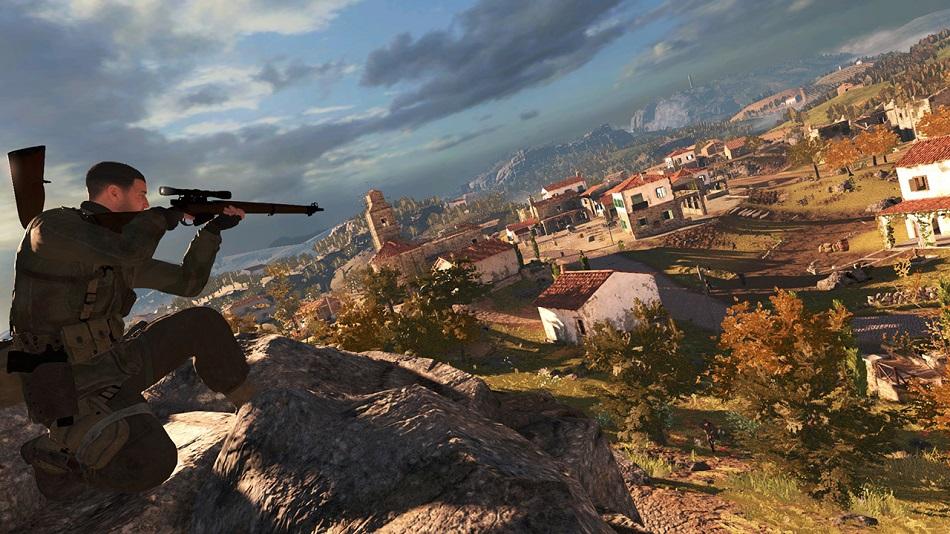 Sniper Elite 4 (Switch) Review – GameCritics.com