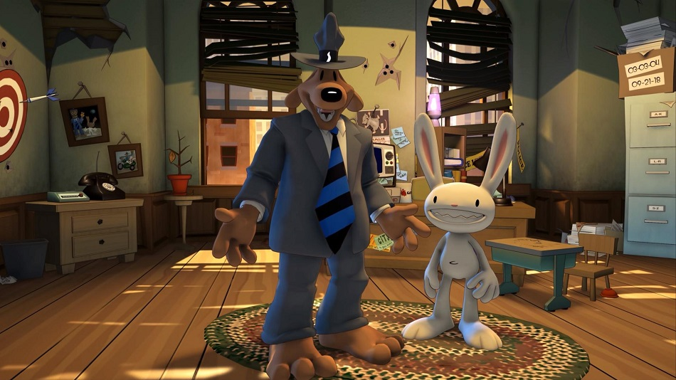 Sam & Max Save The World: Remastered Review
